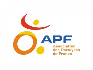 Logo de l'association des Paralysés de France