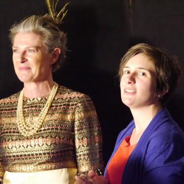Les comédiens jouant «La poudre aux yeux» d'Eugène LABICHE ont donné leurs premières ce weekend !