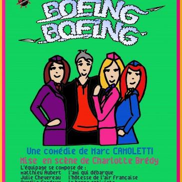 «Boeing- Boeing» à Rennes