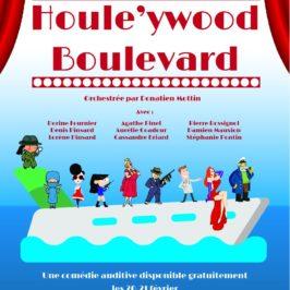 HOULE'YWOOD BOULEVARD